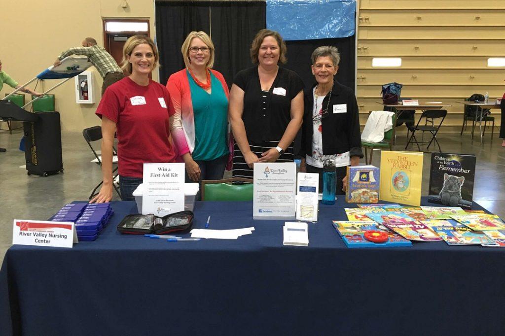 RVHS Team Promoting Education