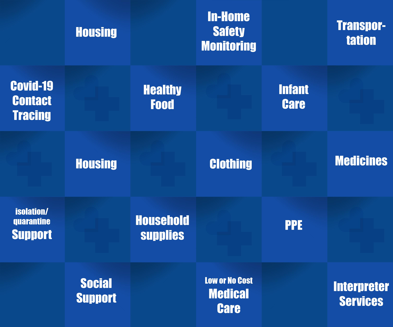 Social Determinates of Health Graphic