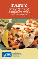 Cover of pdf Tasty Recipes For People with Diabetes and Their Families